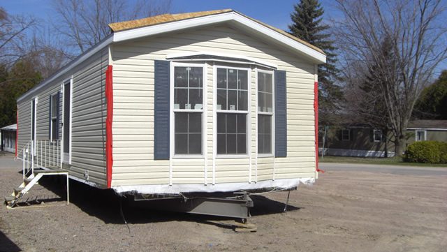 New Mobile Homes for sale in Vermont Brault Mobile Homes
